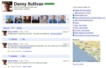 Search engine guru Danny Sullivan posted his Profile page on Flickr. http://flic.kr/p/7F3S9a