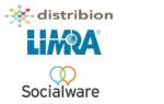 Distribion LIMRA Socialware Logos