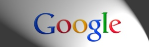 Google logo for blog