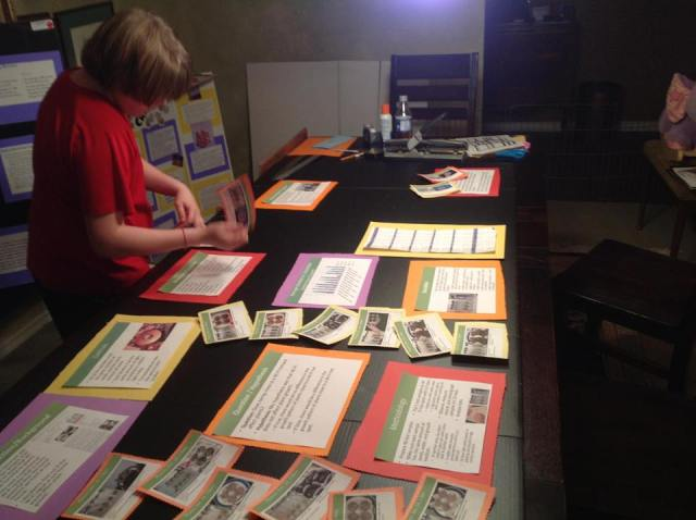 Science Fair 2014 6th grade project