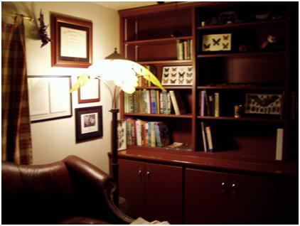 Home Office Deb McAlister-Holland