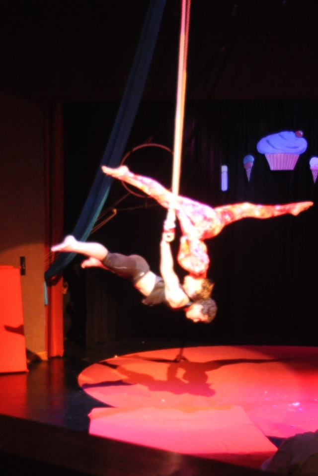 Lone Star Circus Student Show 2013