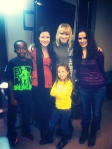 Acting class at Nancy Chartier Film Acting Studio