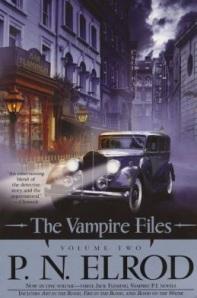 P.N. Elrod's Vampire Files