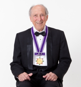 Dr. Robert Heath Dennard 2013 Kyoto Prize Laureate, Advanced Technology