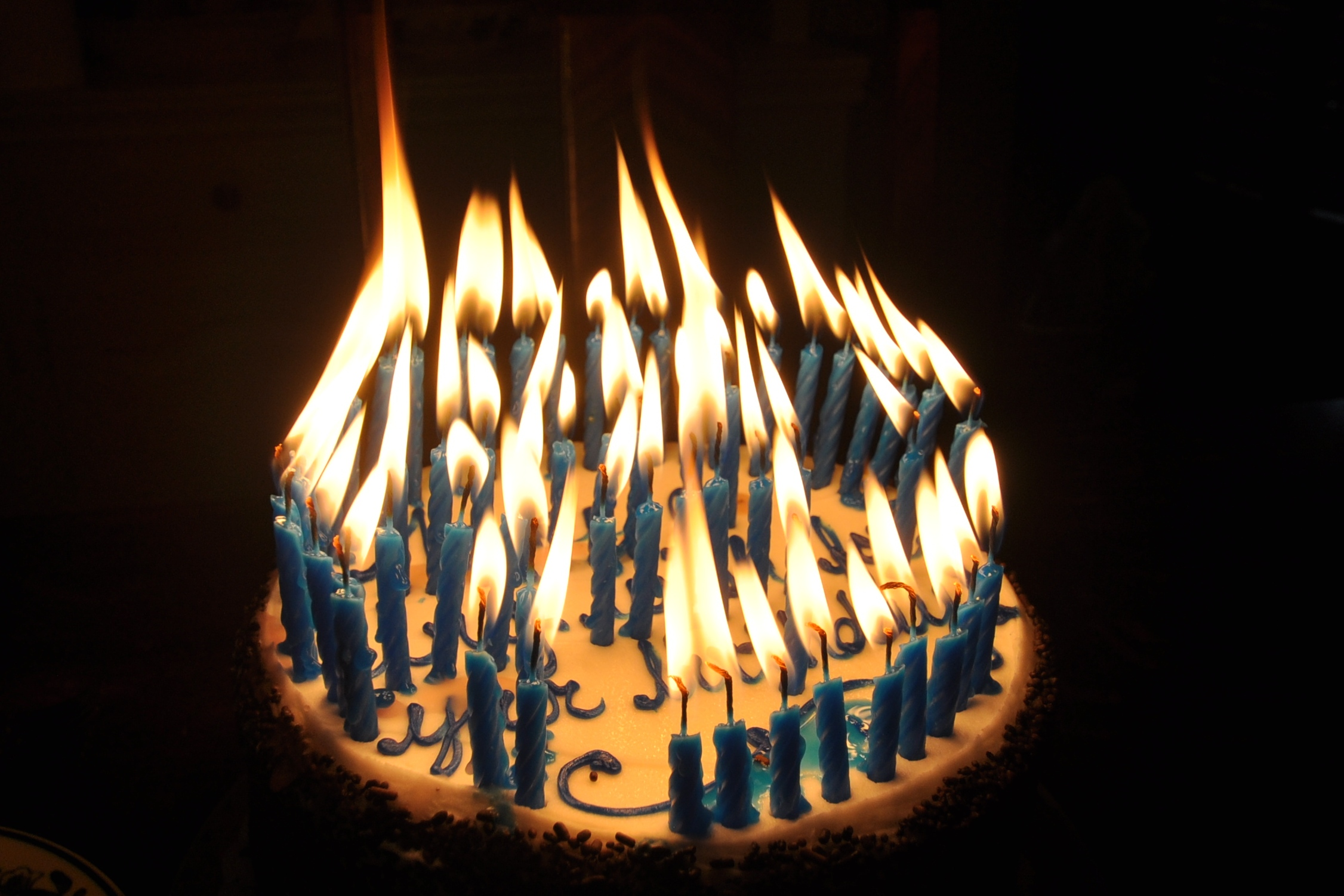 Pictures Of Birthday Cakes With Candles Lit : Six Things I Wish I d Learned When I Was Younger ...
