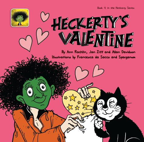 Heckerty's Valentine Cover Art