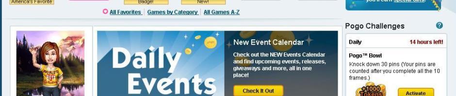 Electronic Arts Club Pogo Terrible Customer Service