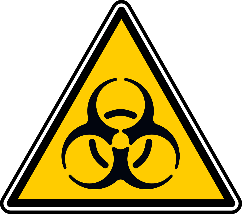 toxic waste sign - HD1024×902