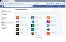 Protecting Your Privacy from Facebook Games and Quizzes