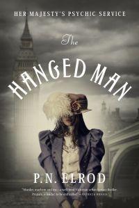 P.N. Elrod The Hanged Man