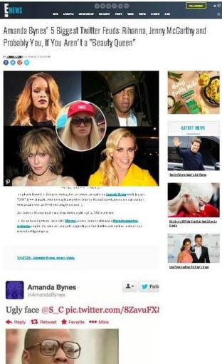 Amanda Bynes was an up and coming actress until mental illness and rash social media posts ruined her career